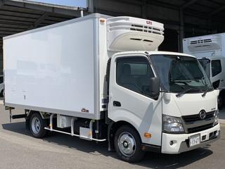 【日野】2t 冷凍車 ワイド 4.3m