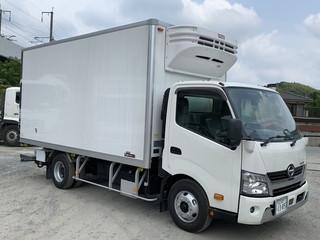 【日野】3t 冷凍車 4.4m