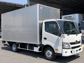 【日野】2t ドライバン ワイド 4.5m