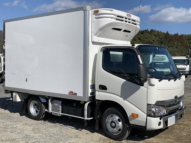 【日野】2t 冷凍車